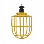 200W Lamp Holder, Medium Base Attachon, Yellow