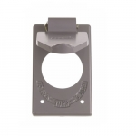 Weatherproof Diecast Aluminum Cover for 30A Locking Device in FS/FD Box