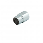 250V Standard Wire Connector Plug, 3P4W, Self Grounding, Armored Steel
