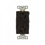 15 Amp NEMA L7-15 277V Locking Power Receptacle