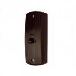 Single Pole Toggle Switch, Surface Mount, Brown
