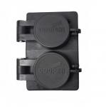 20 Amp NEMA 6-20R 250V Watertight Duplex Receptacle