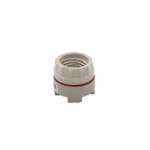 660W Sign Socket w/ Screw Terminals, Keyless, Medium Base, 250V, White