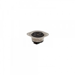 50 Amp Flanged Inlet, 3-Pole, 4-Wire, #10-#6 AWG, 600V