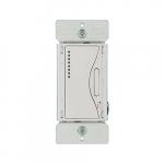 600W ASPIRE Incandescent/Halogen MLV Smart Dimmer, Alpine White