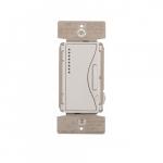 300W Smart Dimmer, Single Pole, 3-Way, 120V, Alpine White