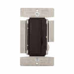 1000VA ACCELL Smart Multi-Location Dimmer w/ 10 Second Delay, Brown