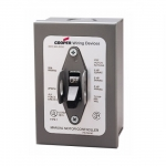 20/30 Amp Motor Control Switch, Manual, 600/250V, Grey