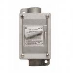 30 Amp Manual Control, Manual, 600V, Industrial, Grey