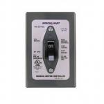 30 Amp Manual Control w/ NEMA 1 enclosure, Manual, 600V, Grey
