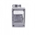 30 Amp Motor Controller, Manual, 600V, Grey