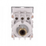 30 Amp Disconnect Switch, Non-Fused, Replacement, Rotary, Grey