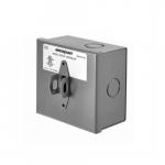 Double Gang Empty Enclosure for 40 Amp Manual Motor Controls, NEMA Type 1