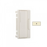 Color Change Faceplate for Smart Dimmer Accessory, Almond