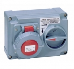20 Amp Mechnical Interlock, Non-Fusible, Pin & Sleeve, 480V