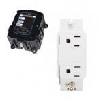 108kA Surge Protection Device w/ TR Duplex Receptacle
