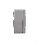 Color Change Faceplate for 600W Decora Dimmer, Grey