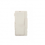 Color Change Faceplate for 600W Decora Dimmer, Light Almond