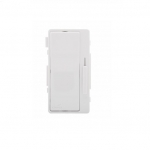 Color Change Faceplate for 600W Decora Dimmer, White