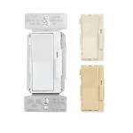 1.5 Amp Quiet Fan Speed Controller, Decora, 3-Speed, White/Light Almond/Ivory