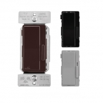 1.5 Amp Quiet Fan Speed Controller, Decora, 3-Speed, Brown/Black/Grey