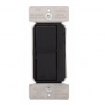 300W LED Decora Dimmer w/ Preset, Single Pole/3-Way, Black