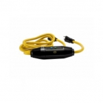 15 Amp Portable GFCI Cord, Watertight, Single-Tap, 6 FT