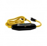 15 Amp Portable GFCI Cord, Watertight, Automatic, 6 FT