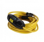 15 Amp Portable GFCI Cord, Watertight, Single-Tap, 50 FT