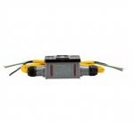 30 Amp Portable GFCI Cord, Watertight, Manual Reset, 2FT