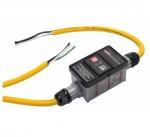 30 Amp Portable GFCI Cord, Watertight, Manual Reset, 50FT