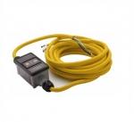 30 Amp Portable GFCI Cord, Watertight, Automatic, 2FT