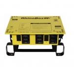 50 Amp Power Center, NEMA 3R, Automatic Reset, Yellow