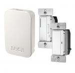 Home Automation Smart Hub Bundle w/Z-Wave Dimmer & Switch