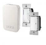Home Automation Smart Hub Bundle w/ Two Z-Wave Dimmers & Switches