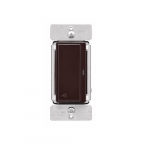 15 Amp Z-Wave Plus Switch, Brown