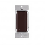Z-Wave Plus Accessory Switch, Brown