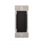 Z-Wave Plus Accessory Switch, Black