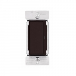 Z-Wave Plus Accessory Switch, Oil Rubbed Bronze