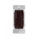 Z-Wave Plus Universal Dimmer w/Presets & LED, Brown