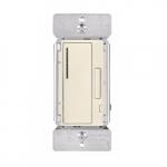 Z-Wave Plus Universal Dimmer w/Presets & LED, Light Almond