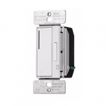Z-Wave Plus Universal Dimmer w/Presets & LED, White
