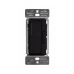 Z-Wave Plus Wireless Accessory Dimmer, Black