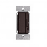 Z-Wave Plus Wireless Accessory Dimmer, Oil Rubbed Bronze