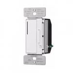 Z-Wave Plus Wireless Accessory Dimmer, White