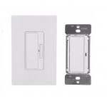 15 Amp Anyplace Switch, Z-Wave, Single-Pole, White