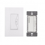 Anyplace Switch w/ Z-Wave Dimmer, Battery Operated, Alpine White