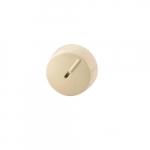 Replacement Knob for Rotary Fan Control, Almond