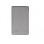 1-Gang GFCI Cover, Self-Closing, Vertical, Grey