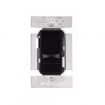 1000W Universal Slide Dimmer, Black